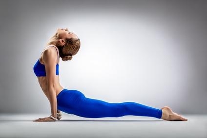 exercice de yoga