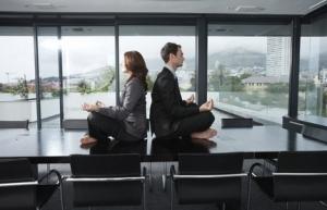 Cours de Hatha yoga pour entreprises