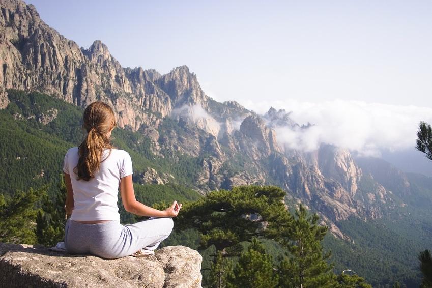 contemplation et méditation