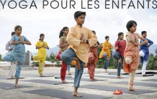 yoga enfants Lyon