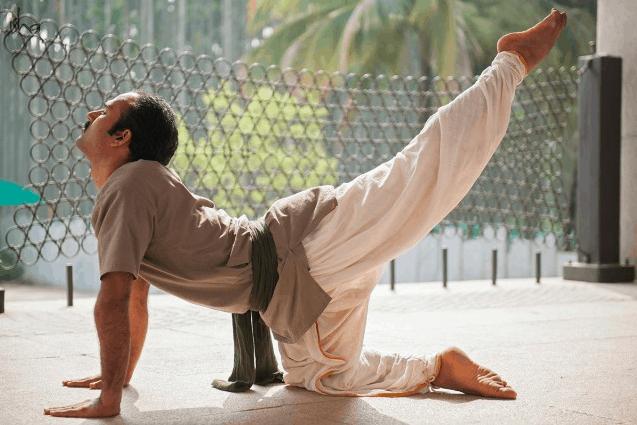 Hatha yoga sadhguru