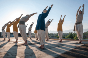 Initiation yoga Lyon