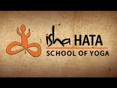 Isha hatha formation yoga