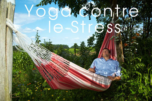 yoga gestion du stress Lyon