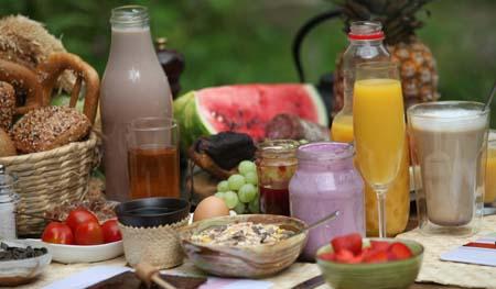 le bien-être nourriture Lyon