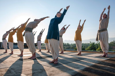 Initiation yoga Lyon