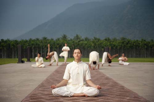 où pratiquer méditation Lyon