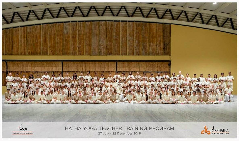 formation de yoga Inde