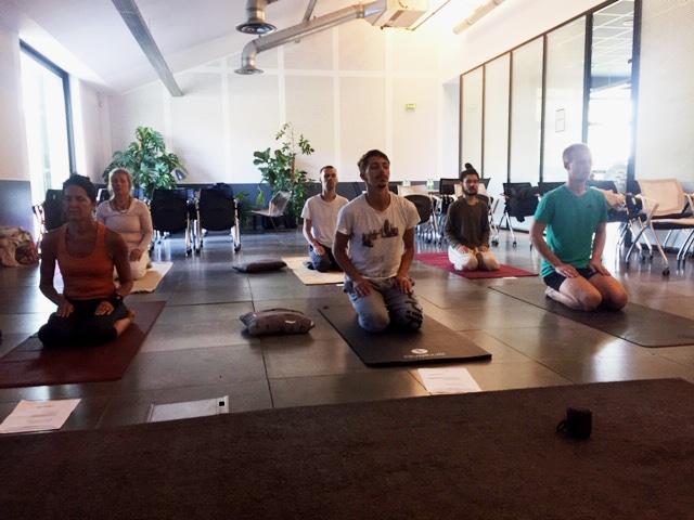 accompagnement yoga Lyon
