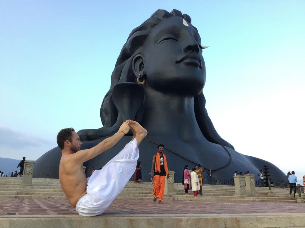 Stages Hatha yoga