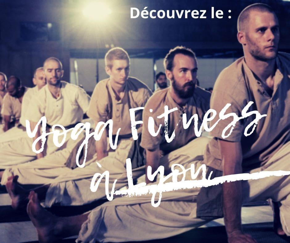 Fitness yoga Lyon