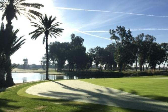 Yoga & golf maroc