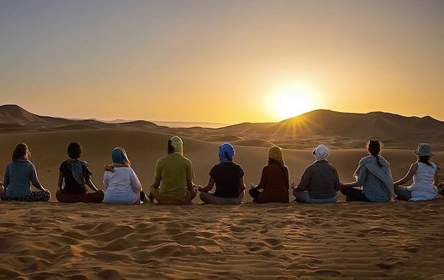 Retraite yoga Maroc