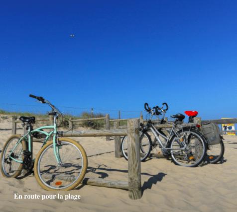 Vélo et yoga sud-ouest